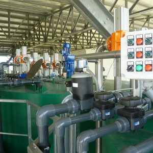 trattamento chimico-fisico rifiuti liquidi